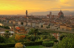 n_Sunset_over_florence_1